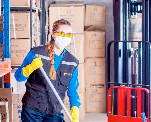 Remise en état - RTC Services - Société de nettoyage à Nantes (44)